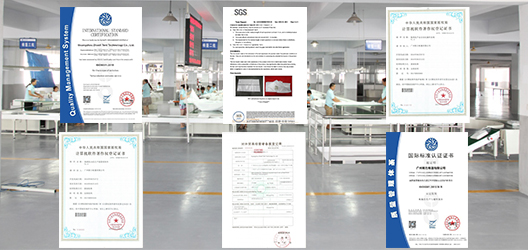 Factory's Direct Customization And Strict Quality Inspection System