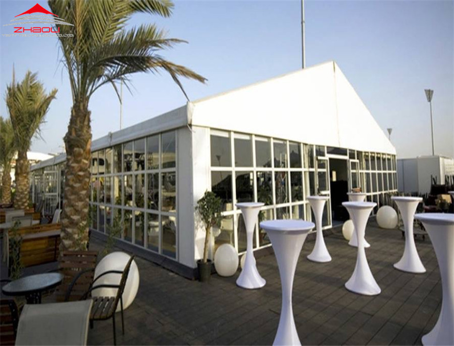 big wedding tent