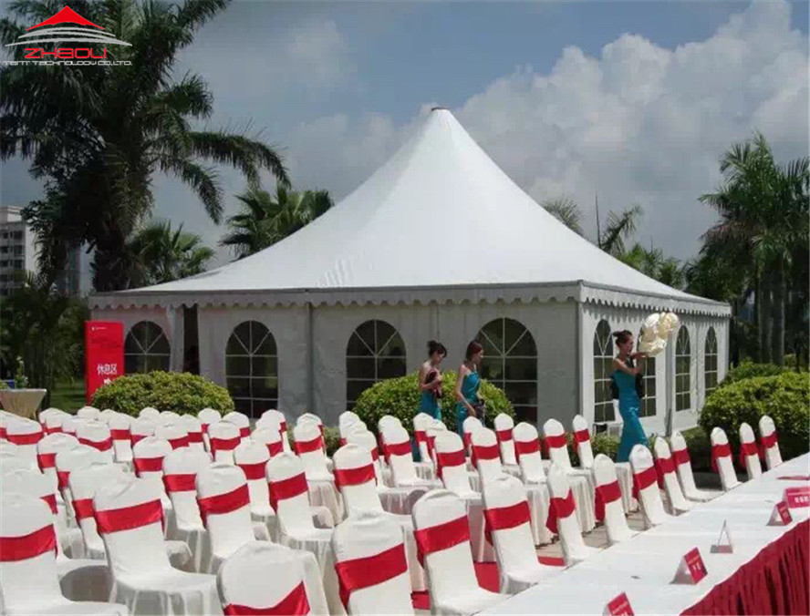 Custom Luxury Wedding Tents