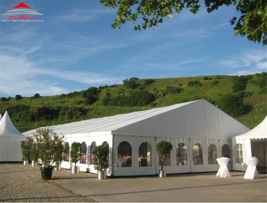 Exhibition Tent  、 Trade Show Tent